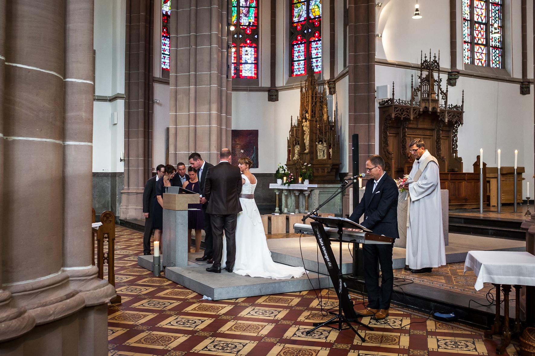 Hochzeitssanger Duo Trauung Musik Hochzeit Kirche Bayern Gitarre