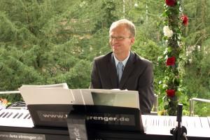 Hochzeitssänger Lutz Strenger