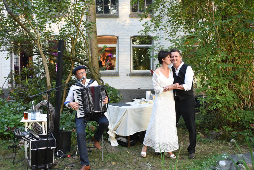 Erinnerungen an die provencalische Hochzeit am 3.09. von Andrea und Jens